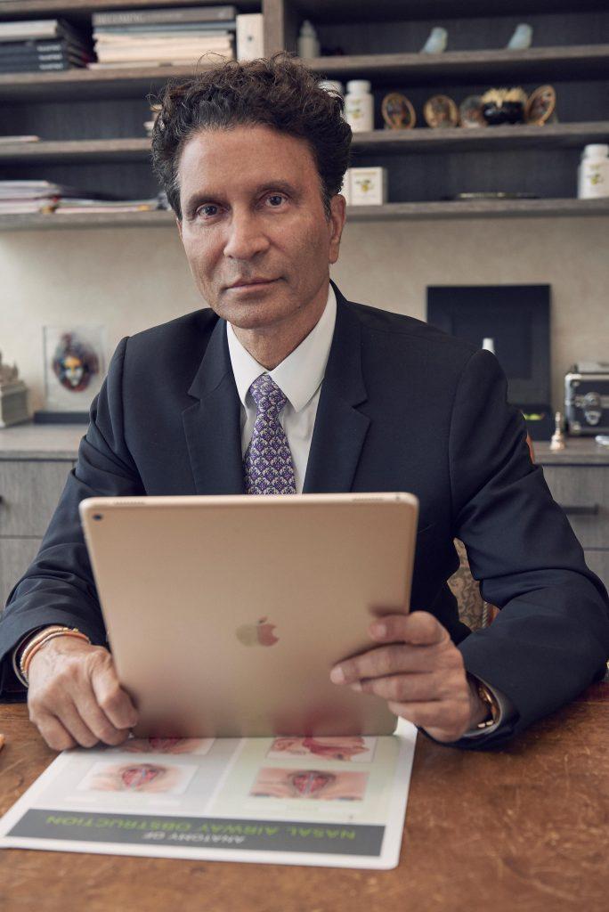 dr. kanodia portrait
