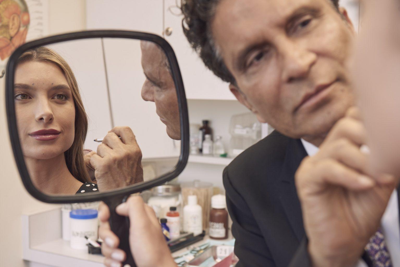 anti-aging botox pre-op
